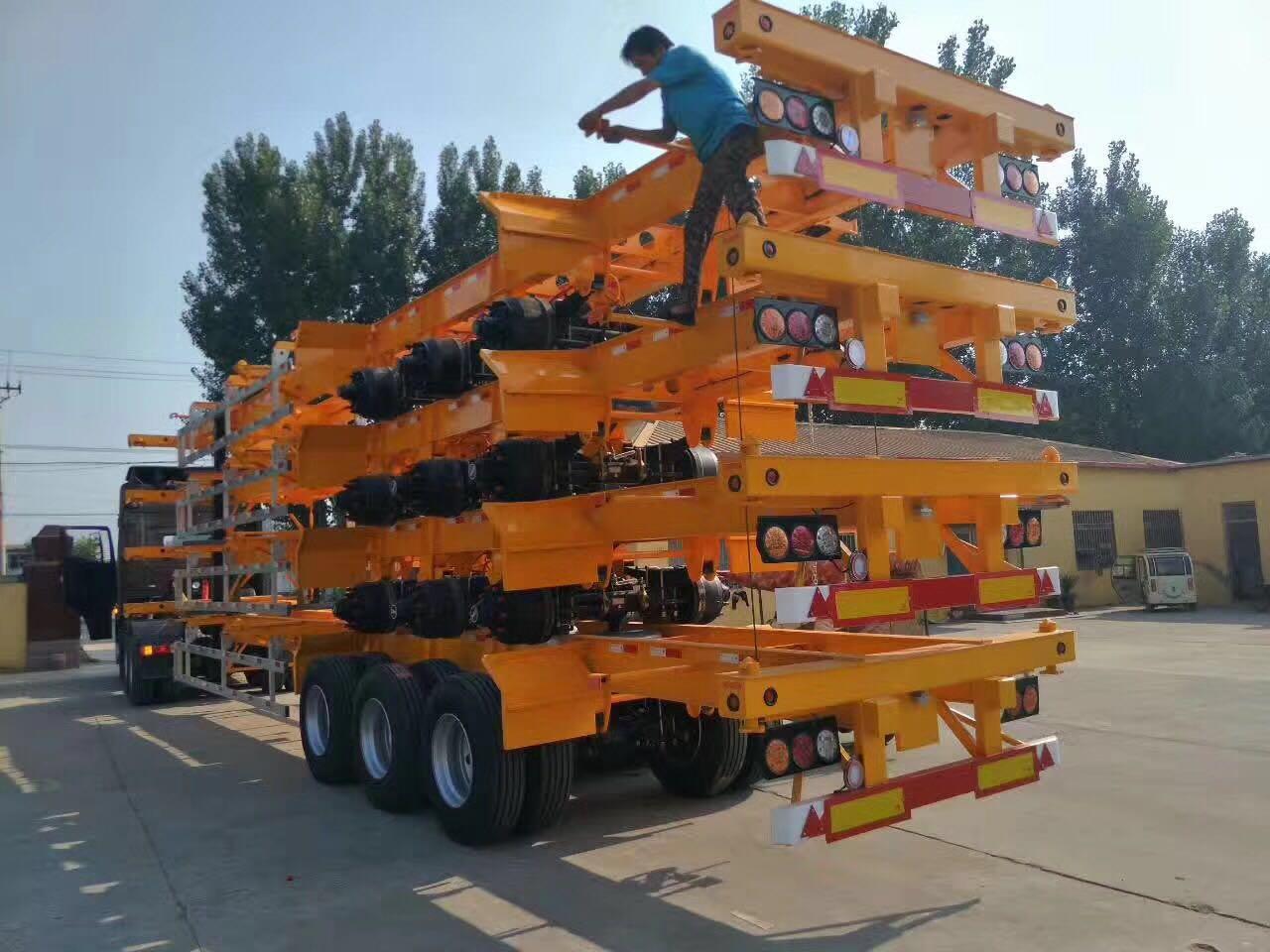 13米高栏车皮重多少吨赤壁市迎来