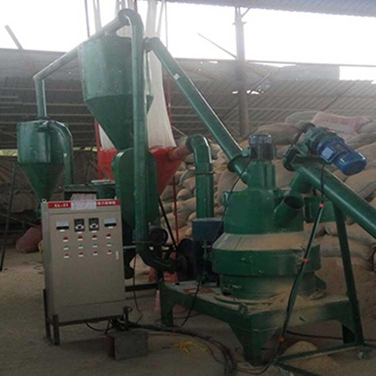 黑龙江新型造纸木粉机设备粉碎效