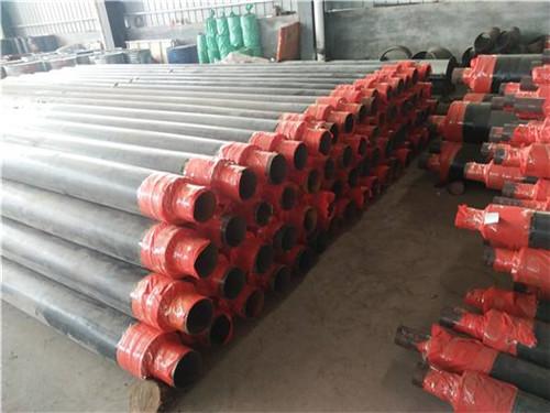 黄山供暖用聚氨酯保温直埋钢管生