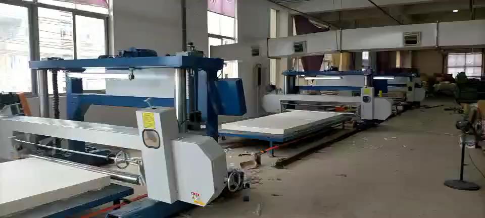 乳胶绵平切机工厂,一站式海绵设