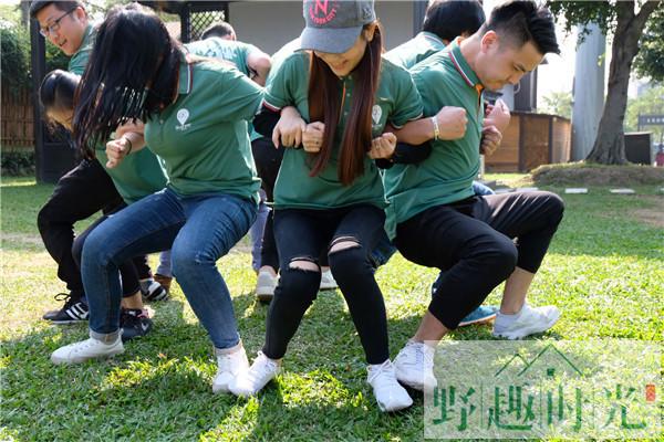 深圳专业团建活动策划公司讲解华阳湖旅游路线