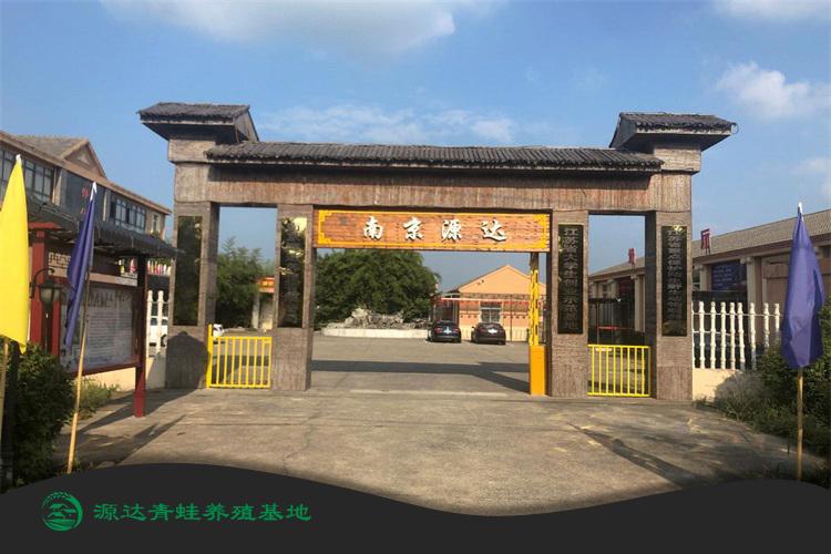江苏省金线蛙种苗养殖基地有几家