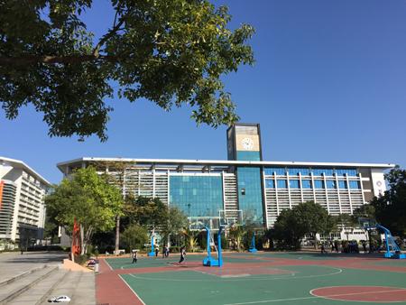 深圳光明新区国际高中报名