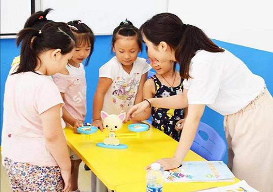 上海教育培训教育加盟―自适应海