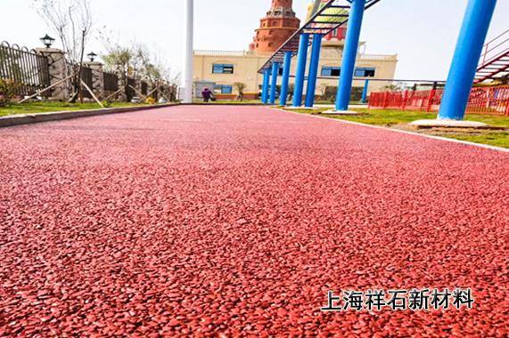 溧阳透水地坪生产材料