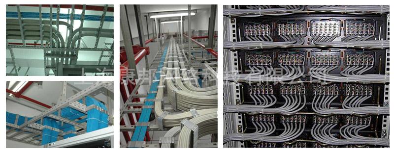 上海长宁区住宅小区网络综合布线