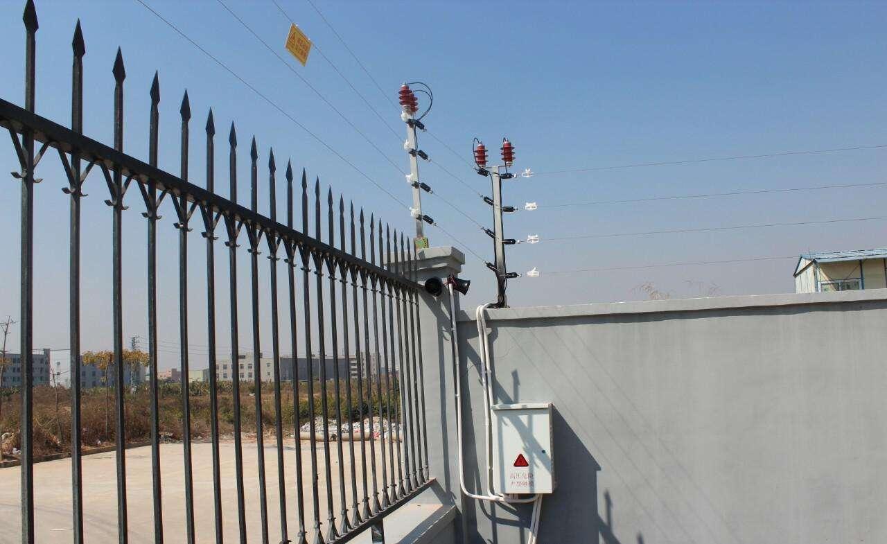 杨浦区楼宇电子围栏系统安装价格