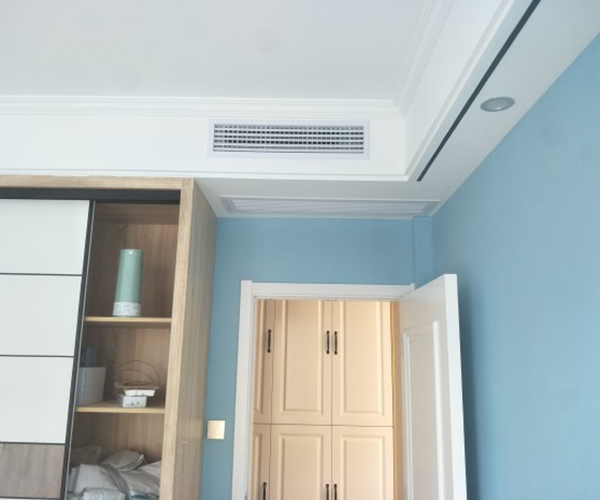 合肥中央空调(风冷模块机组)安装商家