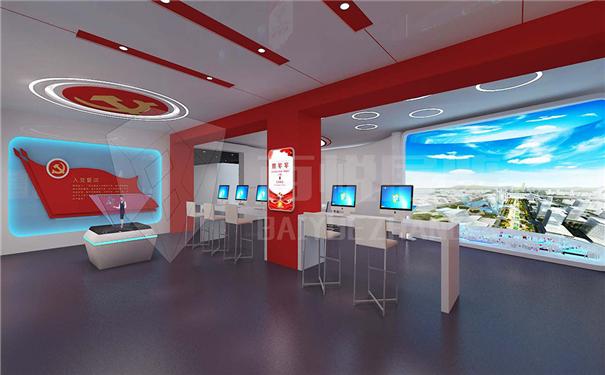 衡阳长沙论文制造|湖南人防主题公园展馆模具设计与施工文化课题图片