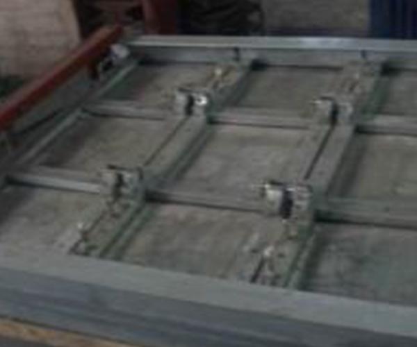 河间平面定轮钢制闸门联系方式