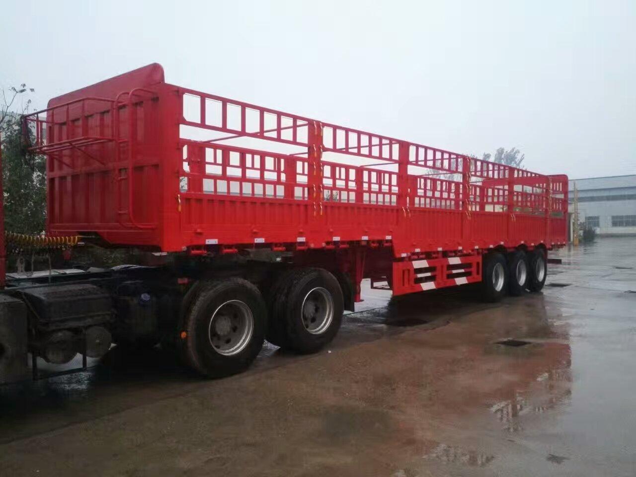 东丽区12米 31.5吨 3轴 仓栅式运