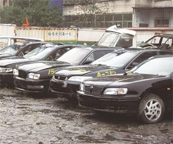 上海金山区报废车回收,价格高,服