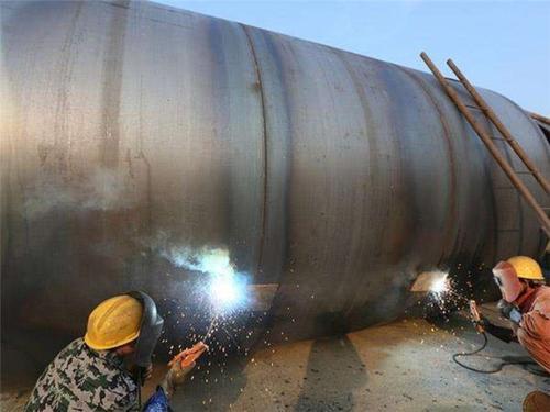 河北沧州钢护筒生产厂家