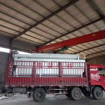 15吨拉饲料的罐车潍坊生产商