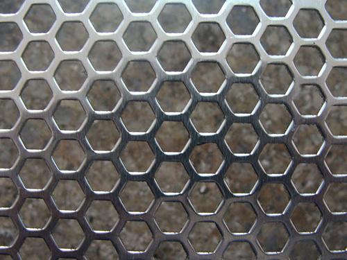 PE塑料冲孔板资料和技术