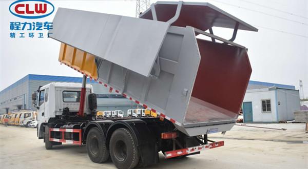 压缩式垃圾车怠速不稳怎么办 对接式压缩垃圾车报价