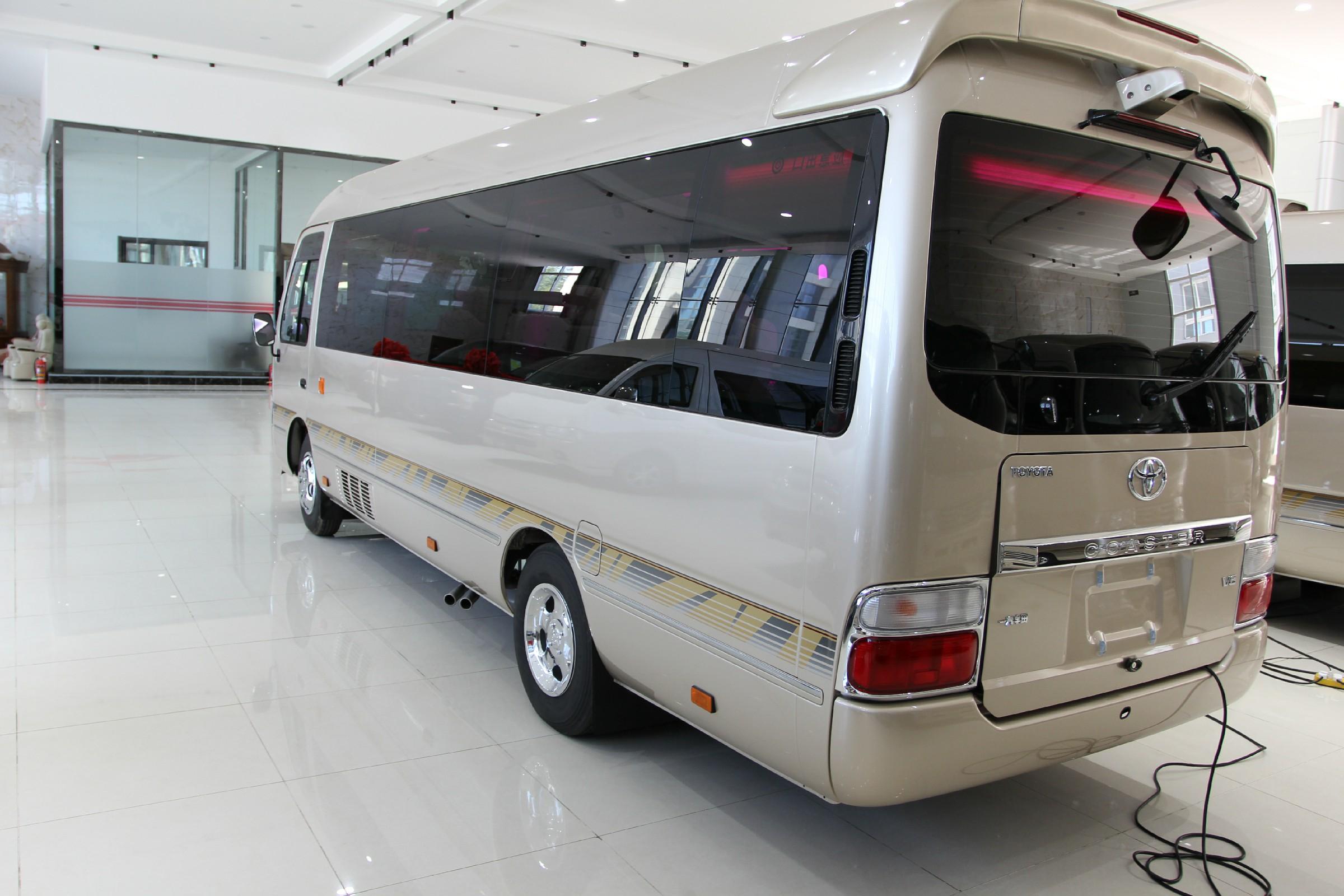 深圳市中小型丰田客车改装