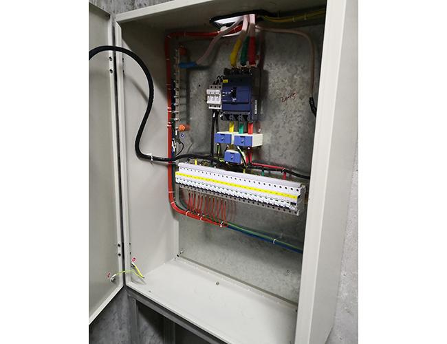 珠海风机控制柜安装工程