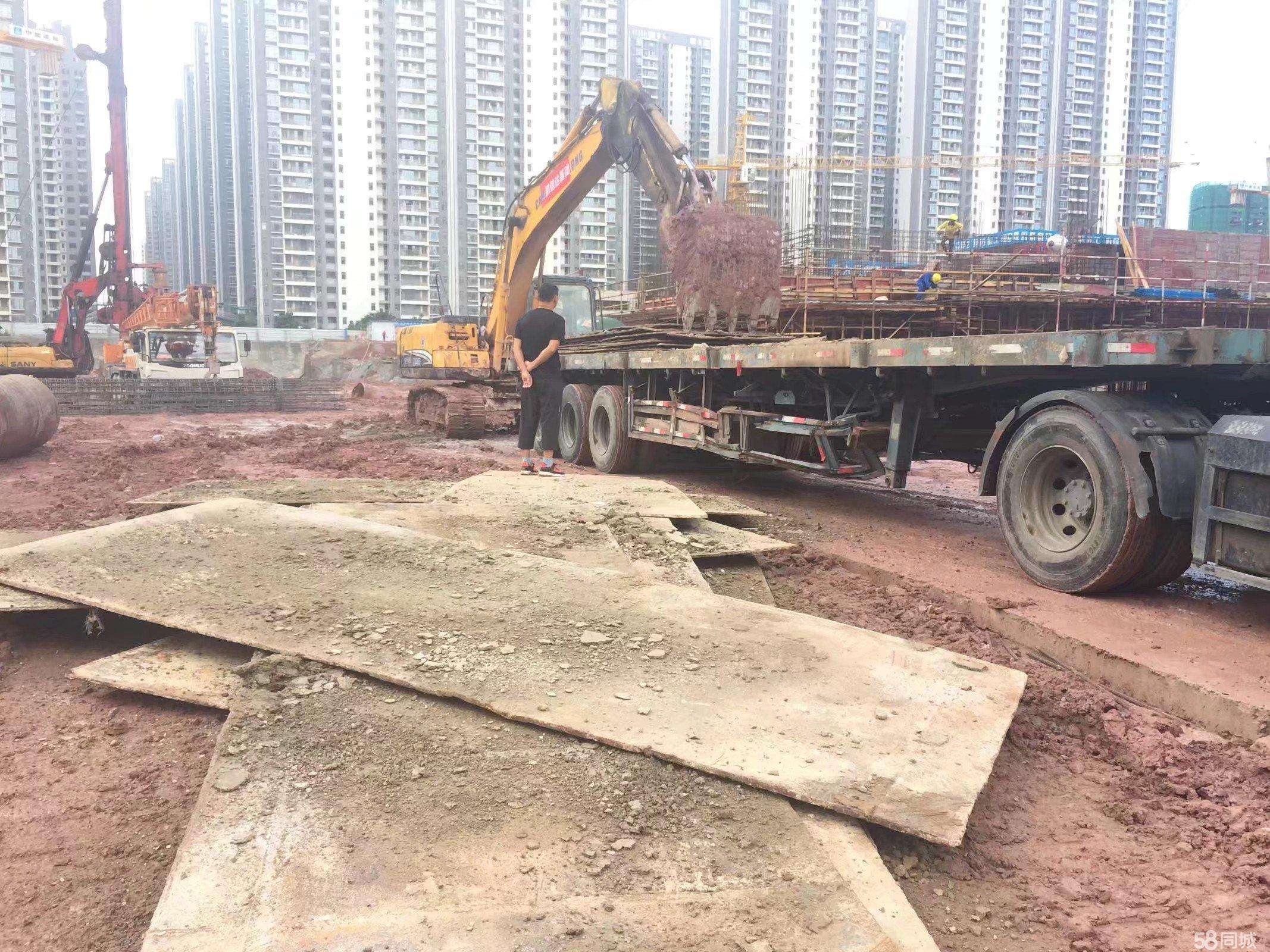 成都都江堰道路钢板出租多少钱能租到-成德顺钢板出租-行业设备社区
