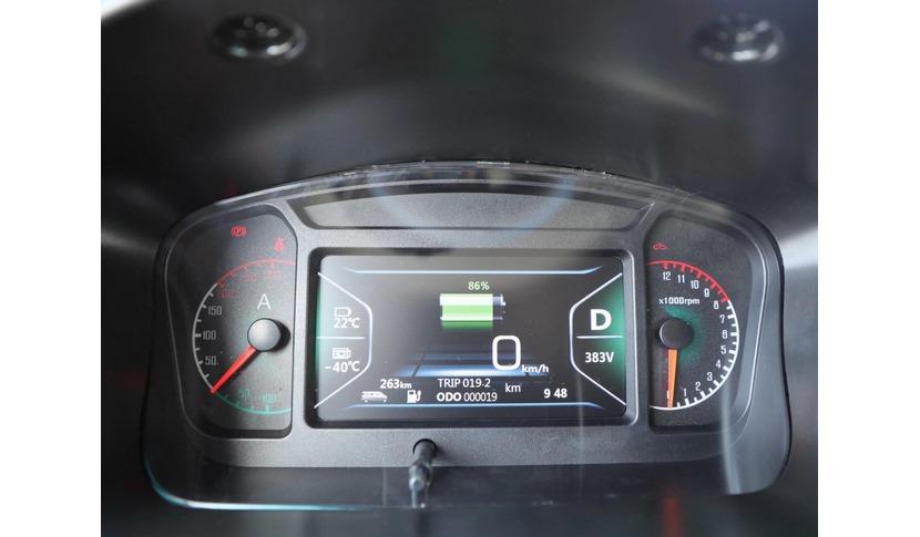 丰顺国产新能源货车多少钱一台