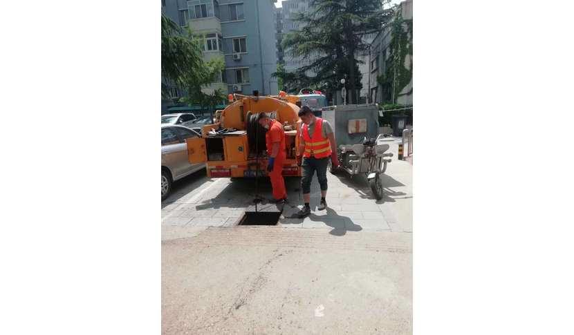 北京清理化粪池污水井服务