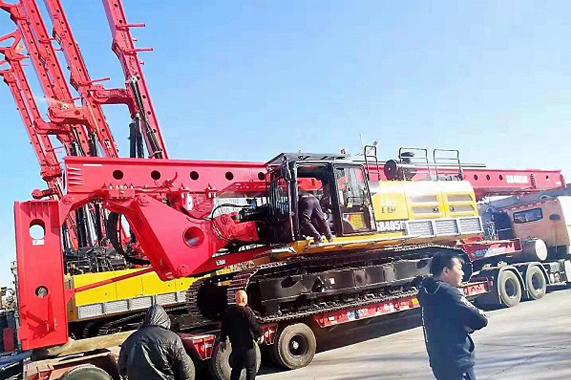 仙桃旋挖钻机培训机构,旋挖钻机施工服务介绍