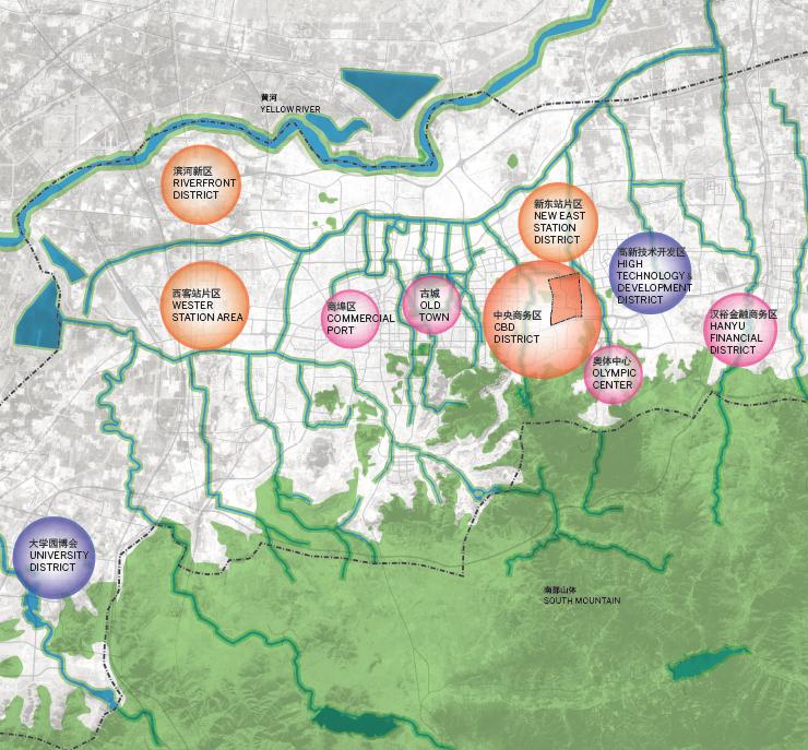 绿地集团超高层项目系列介绍