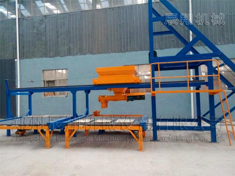 江苏省盐城市小型预制生产线设备使用说明