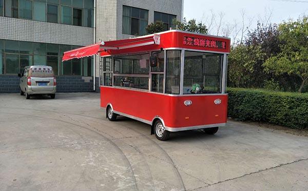 多功能移动早餐车质量可靠的厂商
