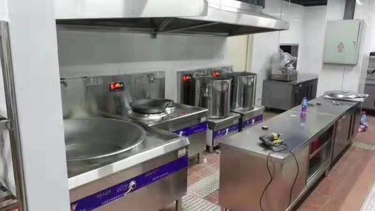 西安市碑林二手中央空调回收-西安秦东厨具回收