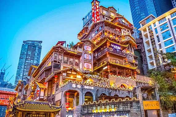 重庆桂圆旅游两天两夜攻略秋季去