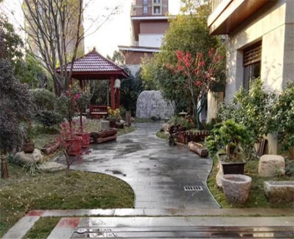 新型日式庭院_日式庭院景观图片_日式别墅庭院