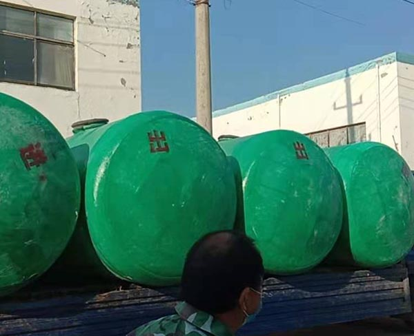 东莞市南科特能玻璃化粪池制造有限公司(图1)