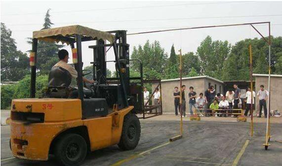 青浦叉车培训机构
